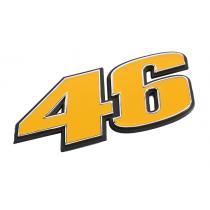 3D naklejka Valentino Rossi 46