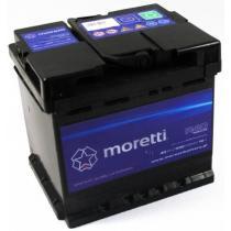 Akumulator samochodowy Moretti Premium 40AH/330A/L+