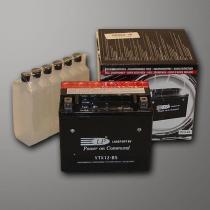 Akumulator bezobsługowy Landport YTX12-BS, 12V 10Ah