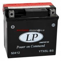 Akumulator bezobsługowy Landport YTX5L-BS, 12V 4Ah