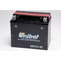 Akumulator bezobsługowy Unibat CBTX12-BS, 12V 10Ah