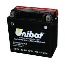 Akumulator bezobsługowy Unibat CBTX16-BS, 12V 14Ah