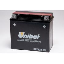 Akumulator bezobsługowy Unibat CBTX20-BS, 12V 18Ah