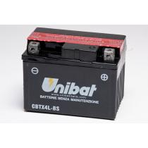 Akumulator bezobsługowy Unibat CBTX4L-BS, 12V 3Ah