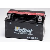Akumulator bezobsługowy Unibat CBTX7A-BS, 12V 6Ah