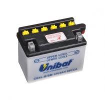 Akumulator standard Unibat CB4L-B, 12V 4Ah