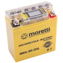 Bezobsługowy akumulator żelowy Moretti MB5L-BS, 12V 5Ah ze wskaźnikiem