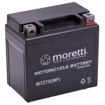 Bezobsługowy akumulator żelowy Moretti MTZ7S, 12V 6Ah