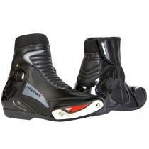 Buty motocyklowe Rebelhorn Fuel II CE czarne wyprzedaż