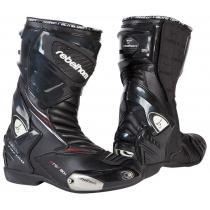 Buty na motocykl Rebelhorn Lap czarne wyprzedaż