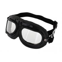 Okulary na motocykl RSA Style czarne matowe