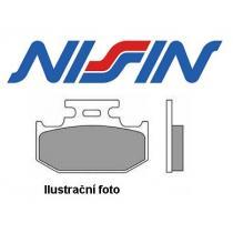 Klocki hamulcowe przednie Nissin 2p301 ST