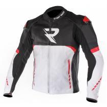 Bunda na motorku Street Racer Tour černo-bílo-červená wyprzedaż