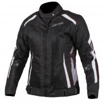 Dámská bunda na motorku Street Racer Camo výprodej wyprzedaż