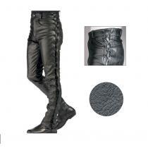 Damskie spodnie na motocykl Roleff RO3 ze sznurowaniem