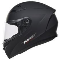 Dziecięcy integralny kask motocyklowy NOX N961K czarny matowy