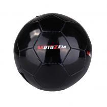 Piłka futbolowa Motozem czarna