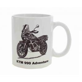 Kubek z nadrukiem KTM 990 Adventure
