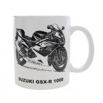 Kubek z nadrukiem Suzuki GSX-R 1000