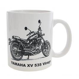 Kubek z nadrukiem Yamaha XV535