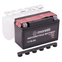 Akumulator kwasowo-ołowiowy Moretti MT7B-BS, 12V 6,5Ah