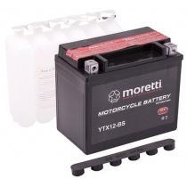 Akumulator kwasowo-ołowiowy Moretti MTX12-BS, 12V 10Ah