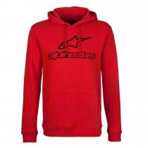Bluza Alpinestars Always Fleece czerwona
