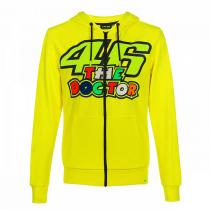 Bluza VR46 Valentino Rossi THE DOCTOR Fleece żółta