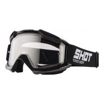 Gogle Shot Assault Enduro czarne