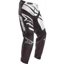 Spodnie motokrosowe AXO SR czarno-białe
