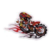 Naklejka MOTOCROSS RACING