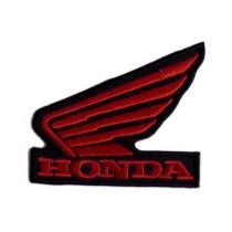 Naszywka i naklejka Honda 3