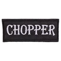 Naszywka Chopper