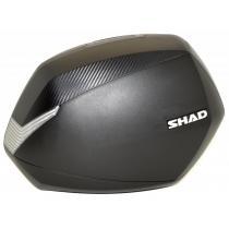 Moto kufer plastikowy boczny Shad SH36 Karbon