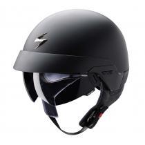 Kask motocyklowy Scorpion EXO-100 czarny matowy wyprzedaż