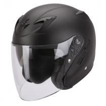 Kask motocyklowy Scorpion EXO-220 czarny matowy
