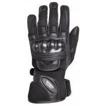Rękawice motocyklowe RSA Airvent czarne