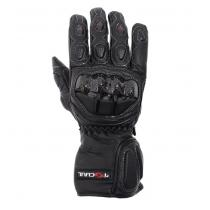 Moto rękawice Tschul 230 czarne