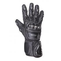 Moto rękawice Tschul 285 czarne wyprzedaż