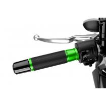 Grips PUIG ASCENT green 119mm