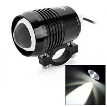 Zestaw dodatkowych LED świateł Cree U2 czarne z wyłącznikiem