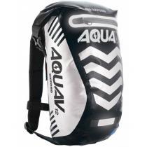 Plecak wodoodporny Oxford Aqua V12 Extreme Visibility czarny