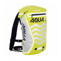Plecak wodoodporny Oxford Aqua V12 Extreme Visibility żółty