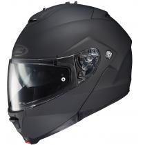 Szczękowy kask motocyklowy HJC IS-MAX 2 czarny matowy