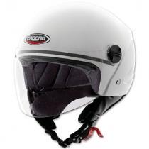 Kask motocyklowy Caberg Axel biały wyprzedaż