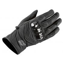 Moto rękawice Ozone Stick II czarne wyprzedaż