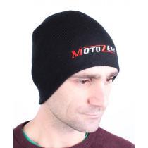 Czapka zimowa Motozem czarna